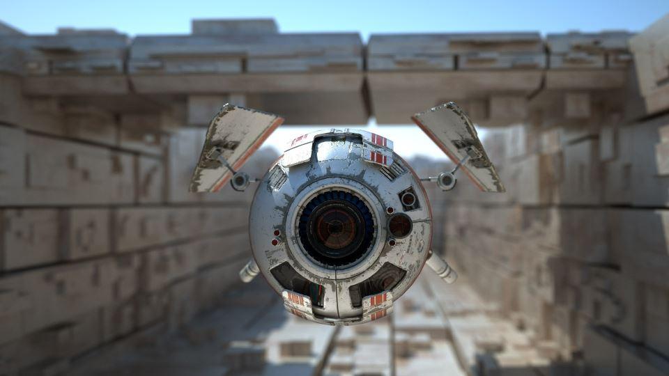 drona statul digital