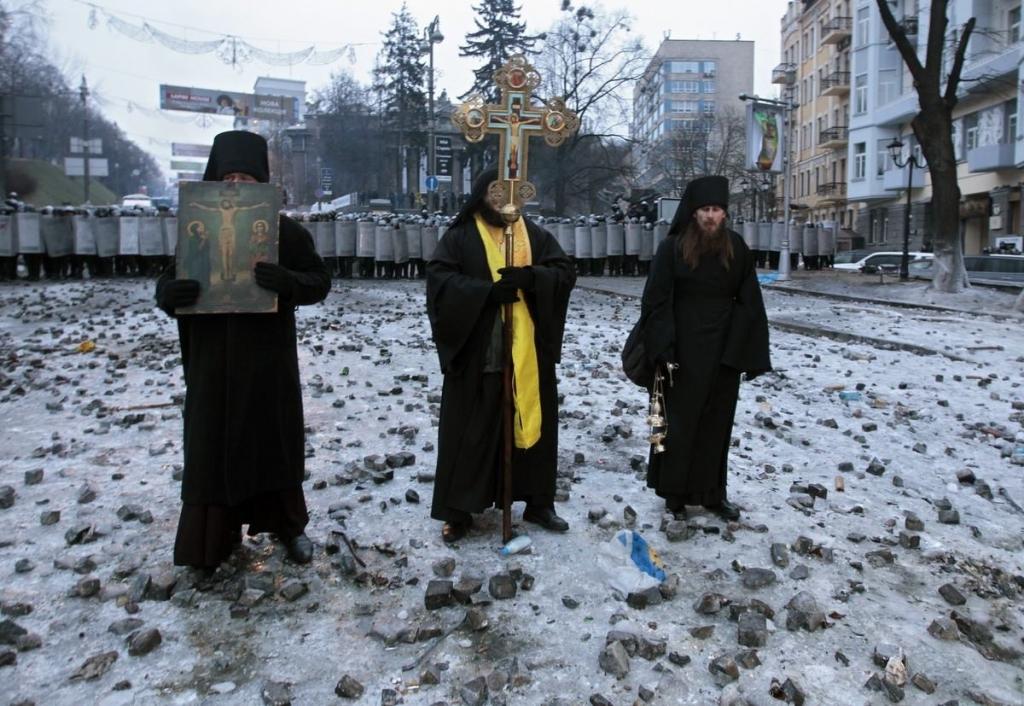 preoți Ucraina