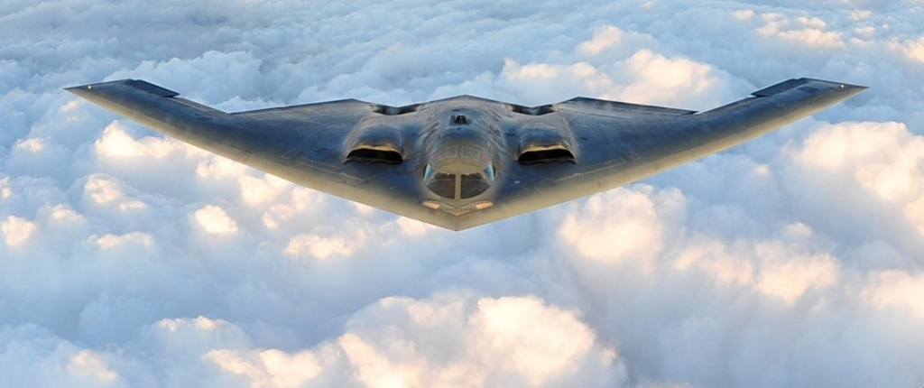 B2 bombardier strategic